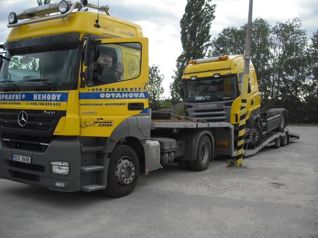 Svan Scania